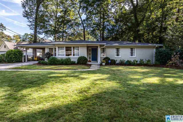 3805 Buckingham Pl, Mountain Brook, AL 35243 (MLS #832142) :: Josh Vernon Group