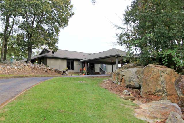 901 Hillyer High Rd, Anniston, AL 36207 (MLS #832225) :: Gusty Gulas Group