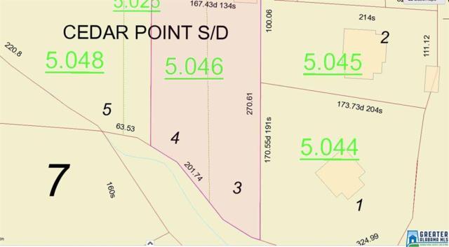 268 Cedar Valley Dr, Wedowee, AL 36278 (MLS #832718) :: Gusty Gulas Group