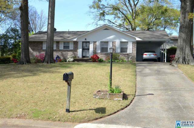 540 Edgecrest Cir, Homewood, AL 35209 (MLS #832865) :: The Mega Agent Real Estate Team at RE/MAX Advantage
