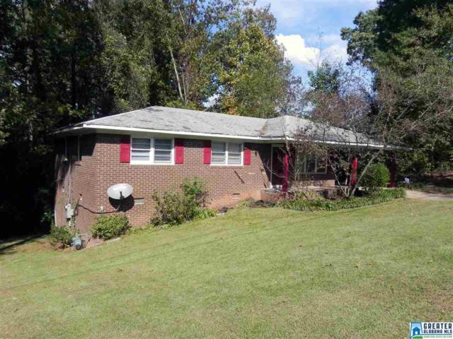 1205 Hillcrest Dr, Weaver, AL 36277 (MLS #832941) :: LocAL Realty