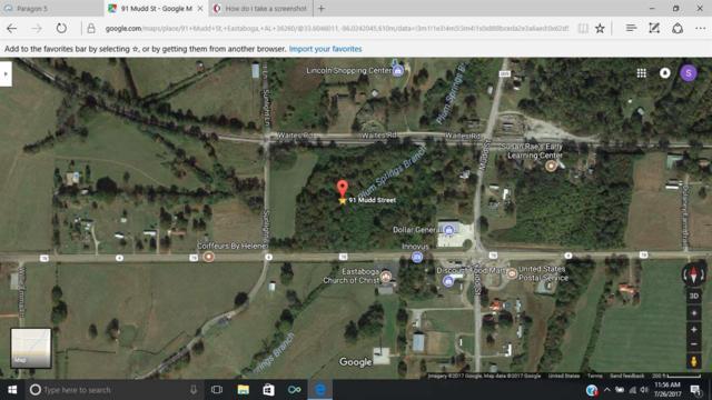91 Mudd St #1, Eastaboga, AL 36260 (MLS #832974) :: The Mega Agent Real Estate Team at RE/MAX Advantage