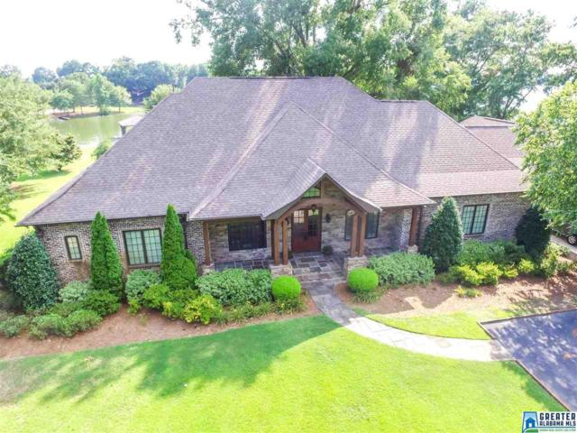 1614 Pine Harbor Rd, Pell City, AL 35128 (MLS #833057) :: Josh Vernon Group