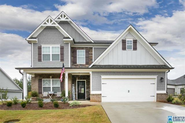 595 Lakeridge Dr, Trussville, AL 35173 (MLS #833111) :: Gusty Gulas Group