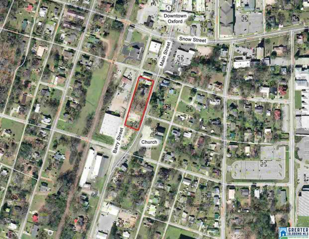 710 Main St, Oxford, AL 36203 (MLS #833294) :: Josh Vernon Group