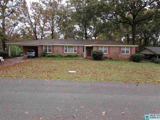 822 53RD ST, Anniston, AL 36206 (MLS #833315) :: Josh Vernon Group