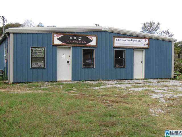 266 Chestnut St, Roanoke, AL 36274 (MLS #833385) :: JWRE Birmingham