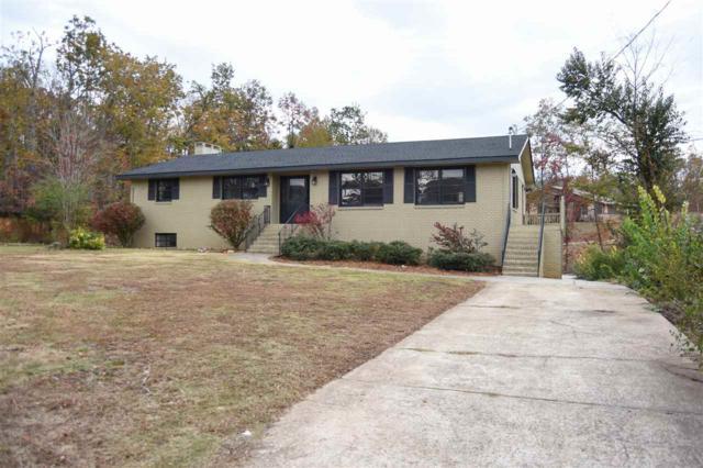 911 4TH AVE NE, Jacksonville, AL 36265 (MLS #833803) :: Josh Vernon Group