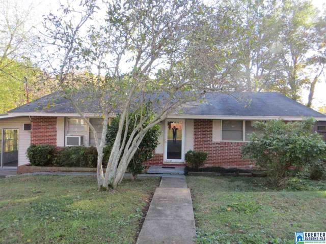 802 39TH ST, Anniston, AL 36201 (MLS #834235) :: Brik Realty