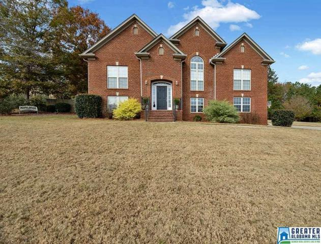 750 Brookhaven Dr, Odenville, AL 35120 (MLS #834311) :: Josh Vernon Group