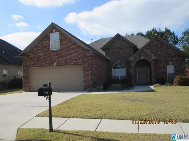 110 Oak Leaf Cir, Pell City, AL 35125 (MLS #834363) :: Gusty Gulas Group