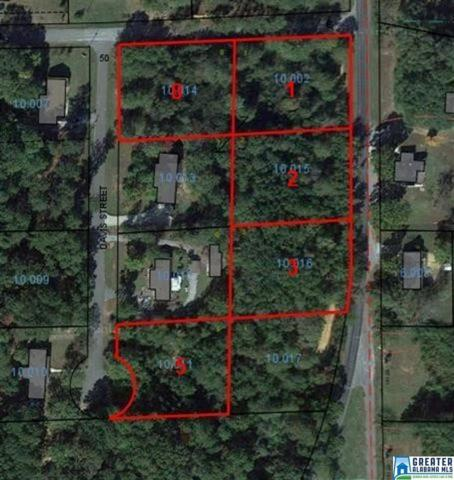0 Lincoln St #1, Thorsby, AL 35171 (MLS #834500) :: Gusty Gulas Group