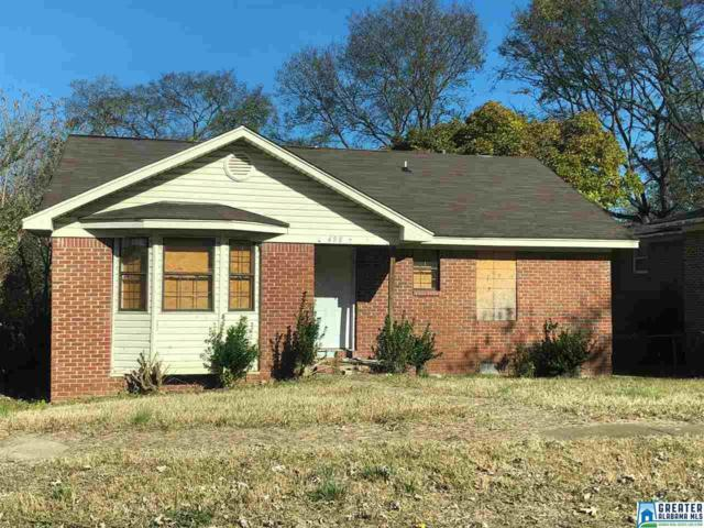 408 55TH ST, Fairfield, AL 35064 (MLS #834734) :: LIST Birmingham