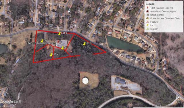 1401 Edwards Lake Rd, Birmingham, AL 35235 (MLS #834843) :: The Mega Agent Real Estate Team at RE/MAX Advantage