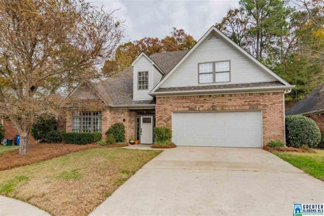 1830 Parkside Cir, Homewood, AL 35209 (MLS #834869) :: LIST Birmingham