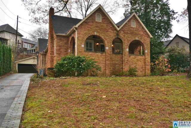 1901 Kensington Rd, Homewood, AL 35209 (MLS #835026) :: LIST Birmingham