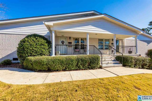 1851 Rockwood Rd #1851, Vestavia Hills, AL 35216 (MLS #835028) :: LIST Birmingham