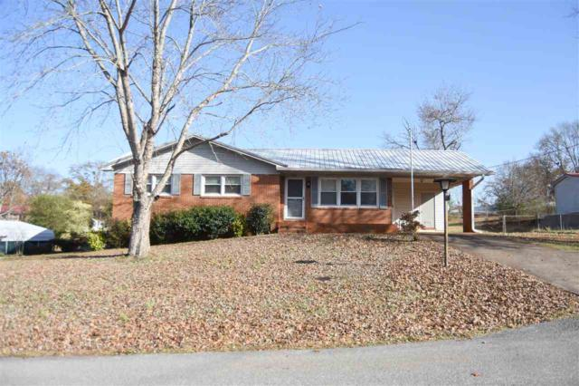 405 Cohaven Dr, Weaver, AL 36277 (MLS #835032) :: Gusty Gulas Group