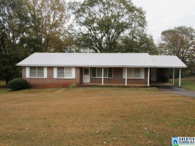 131 Crestwood Ln, Talladega, AL 35160 (MLS #835089) :: JWRE Birmingham