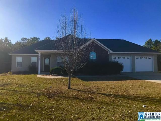 145 Co Rd 951, Clanton, AL 35045 (MLS #835273) :: The Mega Agent Real Estate Team at RE/MAX Advantage