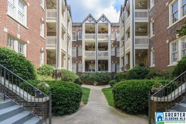 2809 13TH AVE H-1, Birmingham, AL 35205 (MLS #835371) :: Josh Vernon Group
