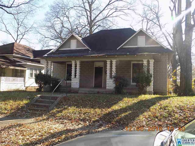 2545 28TH ST, Birmingham, AL 35208 (MLS #835383) :: The Mega Agent Real Estate Team at RE/MAX Advantage