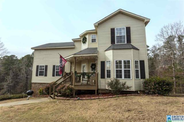 885 Lakeshore Cir, Warrior, AL 35180 (MLS #835705) :: Gusty Gulas Group