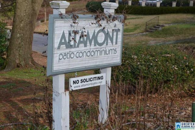 3350 Altamont Rd S C7, Birmingham, AL 35205 (MLS #836768) :: LIST Birmingham