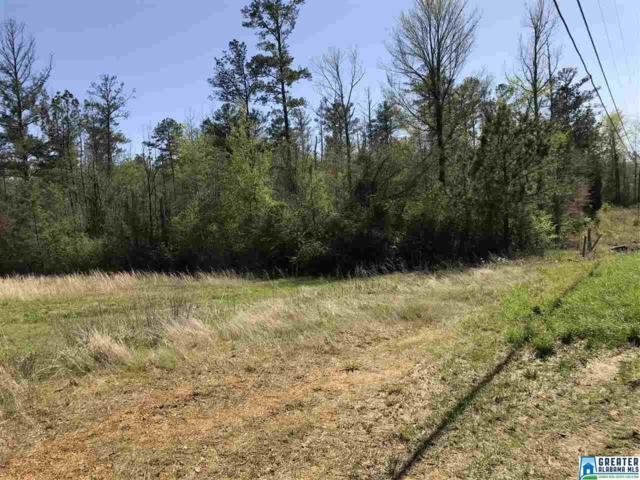 Coleman Rd 4 Acres, Sylacauga, AL 35151 (MLS #836771) :: Brik Realty