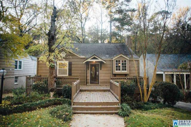 1841 Windsor Blvd, Homewood, AL 35209 (MLS #836775) :: Gusty Gulas Group