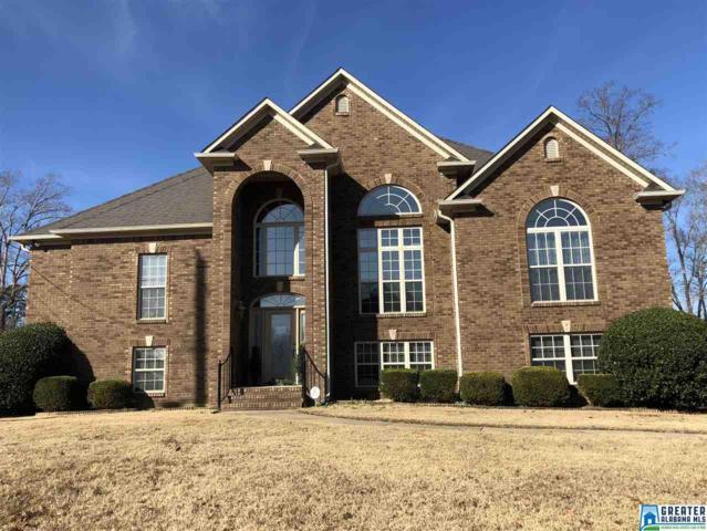 4144 Woodridge Ln, Pleasant Grove, AL 35127 (MLS #836953) :: Brik Realty
