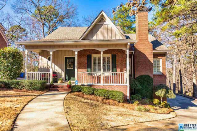 1602 Berry Knoll, Homewood, AL 35226 (MLS #837158) :: Gusty Gulas Group