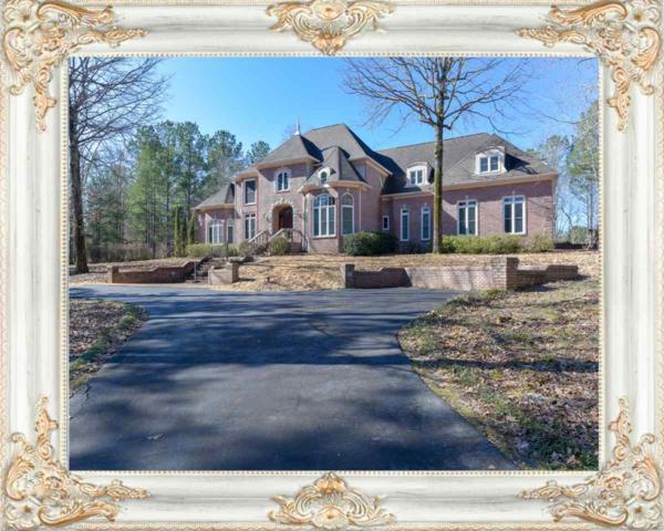 441 Valley View Rd, Indian Springs Village, AL 35124 (MLS #837211) :: LIST Birmingham