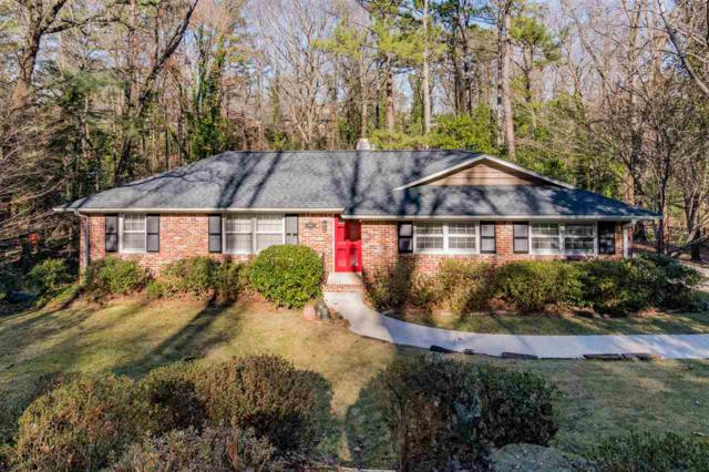1060 Forest Brook Dr, Homewood, AL 35226 (MLS #837287) :: Gusty Gulas Group