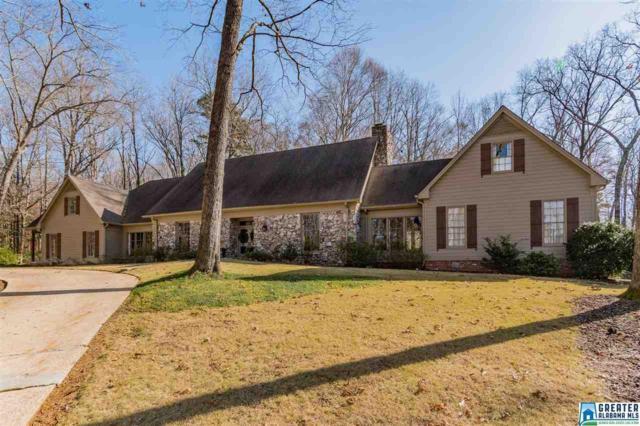 179 Bent Tree Acres, Indian Springs Village, AL 35242 (MLS #837290) :: LIST Birmingham