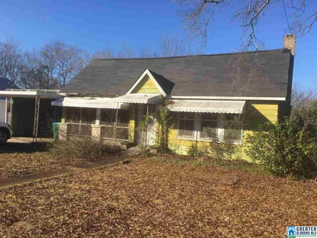 608 Coffee St, Talladega, AL 35160 (MLS #837957) :: Brik Realty