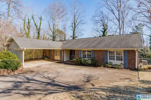 3725 Crestbrook Rd, Mountain Brook, AL 35223 (MLS #838958) :: Brik Realty