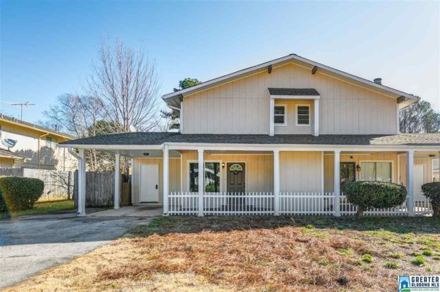 1835 Stonehenge Dr, Center Point, AL 35215 (MLS #838961) :: Josh Vernon Group