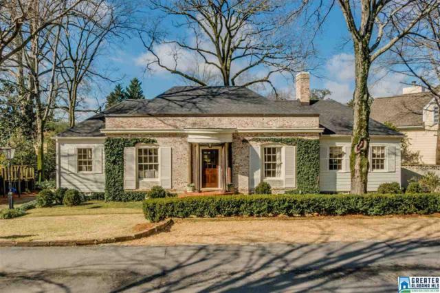 37 Fairway Dr, Mountain Brook, AL 35213 (MLS #839092) :: Brik Realty