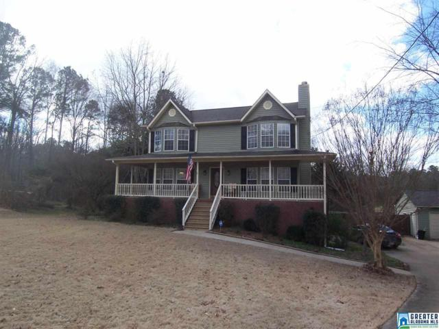 6905 Katelyn Cir, Pinson, AL 35126 (MLS #839360) :: Gusty Gulas Group