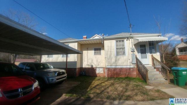 207 Alexander St, Talladega, AL 35160 (MLS #839556) :: Josh Vernon Group