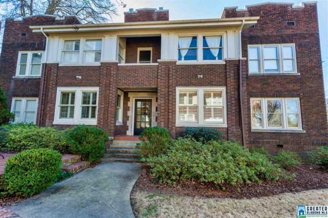 2815 Highland Ave 1A, Birmingham, AL 35205 (MLS #839566) :: The Mega Agent Real Estate Team at RE/MAX Advantage