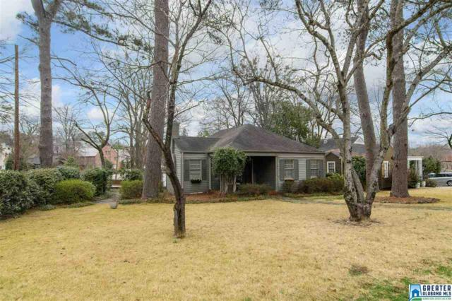 800 College Ave, Homewood, AL 35209 (MLS #839873) :: Gusty Gulas Group