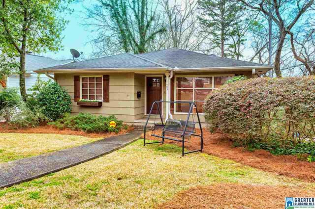 1403 Clermont Dr, Homewood, AL 35209 (MLS #840243) :: Gusty Gulas Group