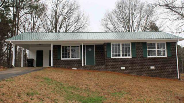 1612 Nelson Rd, Weaver, AL 36277 (MLS #840358) :: Josh Vernon Group