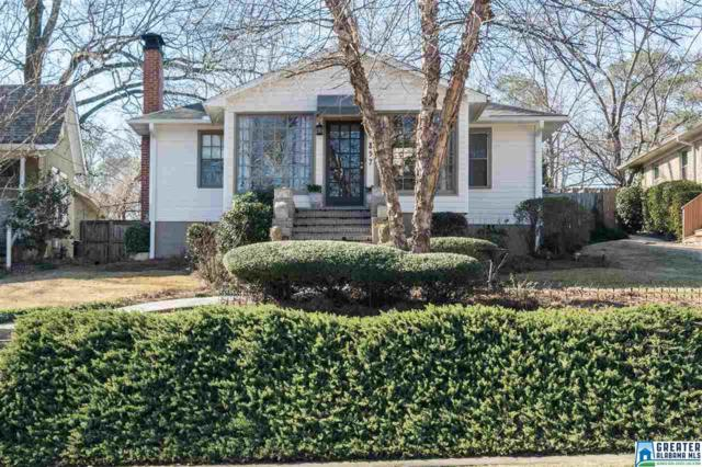 857 Forrest Dr, Homewood, AL 35209 (MLS #840499) :: Howard Whatley