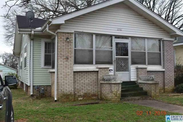 1761 51ST ST, Birmingham, AL 35208 (MLS #840703) :: The Mega Agent Real Estate Team at RE/MAX Advantage