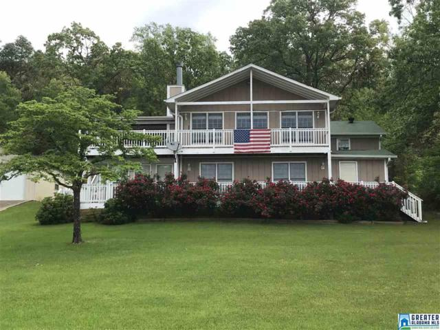 795 Lake Ridge Ln, Talladega, AL 35160 (MLS #840728) :: The Mega Agent Real Estate Team at RE/MAX Advantage