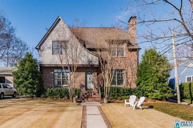 1512 Valley Pl, Homewood, AL 35209 (MLS #840730) :: Josh Vernon Group