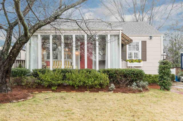 342 Dixon Ave, Homewood, AL 35209 (MLS #840931) :: Howard Whatley